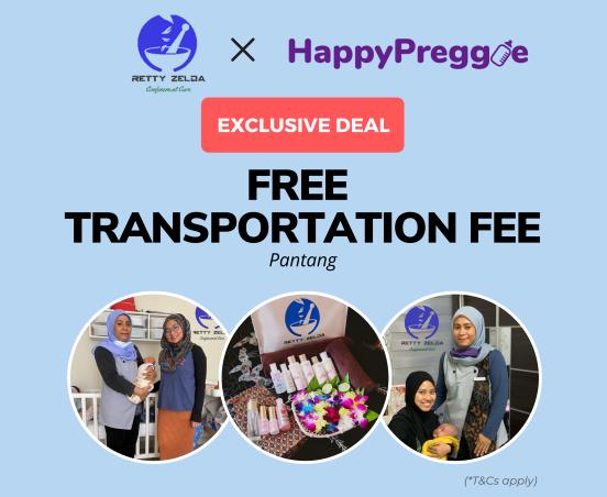 Pantang - Free Transportation Fee