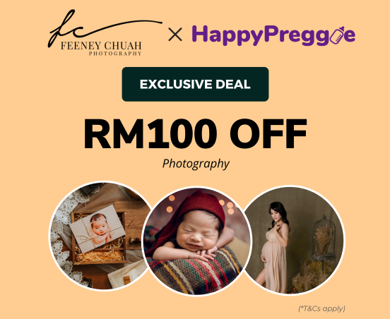 Feeneychuah Photography RM100 Off