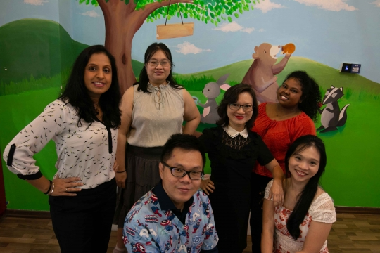 Baby and Beyond Child Specialist Clinic, Publika